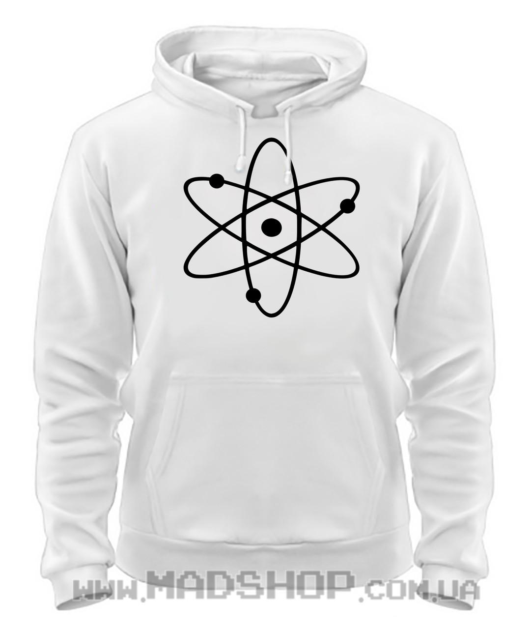 Толстовка Теория Большого Взрыва Atom