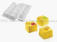 Форма для десертів 4Kuadro 150 SILIKOMART