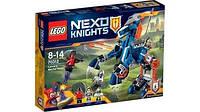 Конструктор LEGO серия Nexo Knights Ланс и его механический конь 70312