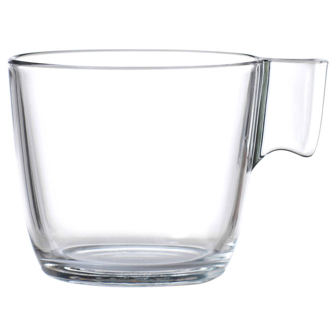 STELNA Кружка, прозрачное стекло 702.589.11