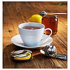 VÄRDERA Чашка для чая и блюдце, белый 402.774.59, фото 2