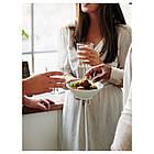 IKEA 365+ Talerz głęboki/miska, zakrzywione boki biały 502.797.02, фото 5