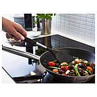IKEA 365+ HJÄLTE Ложка для miesznia, нержавеющ сталь, черный, фото 2