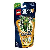 Конструктор LEGO серия Nexo Knights Аарон  Абсолютная сила 70332