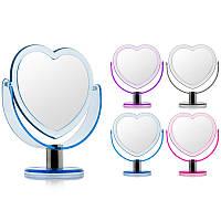 Зеркало для макияжа настольное №2101 микс