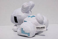 Мягкая игрушка Кролик Rabbit з MineCraft Майнкрафт