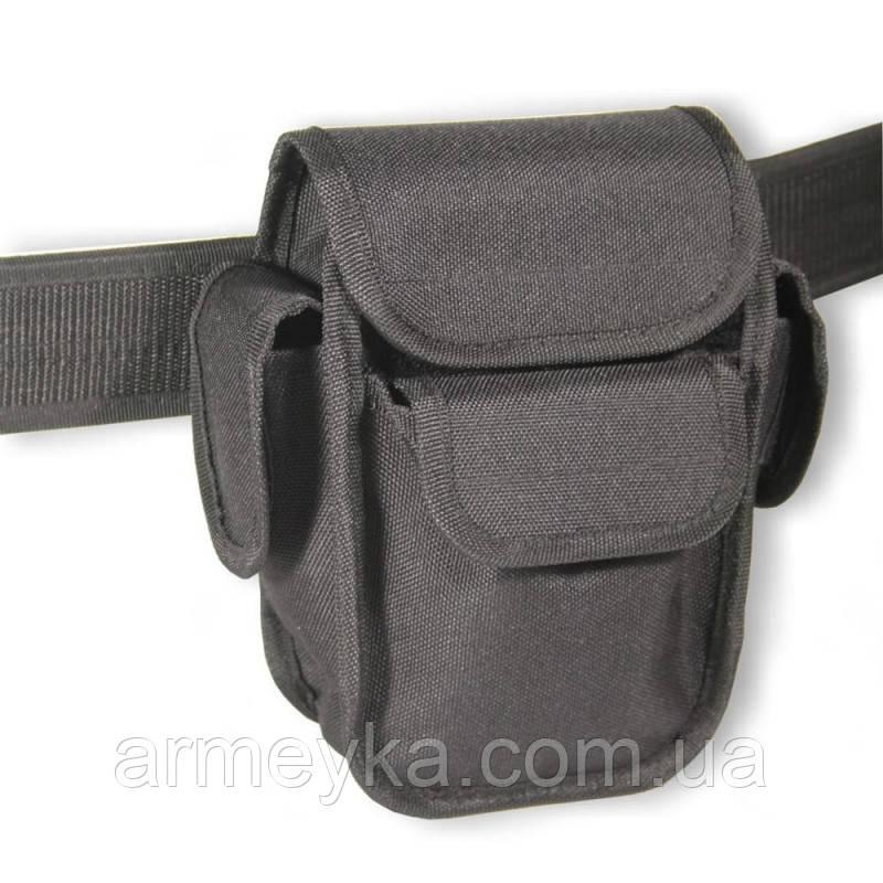Текстильный подсумок/карман Utillity Belt Pouch. Полиция Великобритании, оригинал.