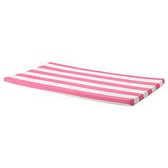 HEMMAHOS Подушка на скамейку, розовый 603.378.29