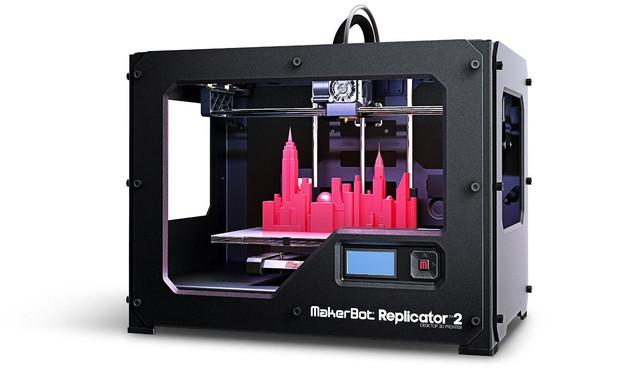 3D принтеры и комплектующие