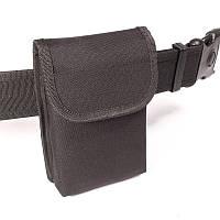 Текстильный подсумок/карман Compact Belt Notebook Pouch. Полиция Великобритании, оригинал., фото 1