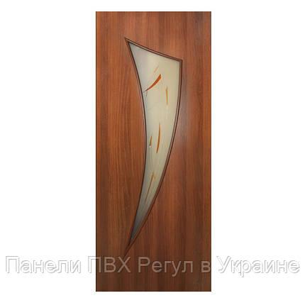 Двери межкомнатные Фортуна ПВХ КР, фото 2