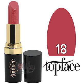 TopFace Губная помада PT-151 Matte Paint Rouge Lipstick Тон №18 pink natural, матовая, фото 2
