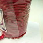 Атласний Кант червоний в роздріб і опт, фото 3