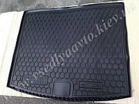 Коврик в багажник Volkswagen Touareg с 2010 г. (AVTO-GUMM) полиуретан