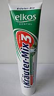 Зубная паста Elkos с экстрактами трав 125 мл