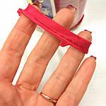 Атласний Кант червоний в роздріб і опт, фото 2