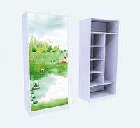 Шкаф комбинированый с фотопечаттю