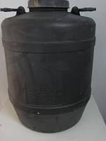 Бочка - бидон 50 литров б/у пластиковая под агрессивные вещества