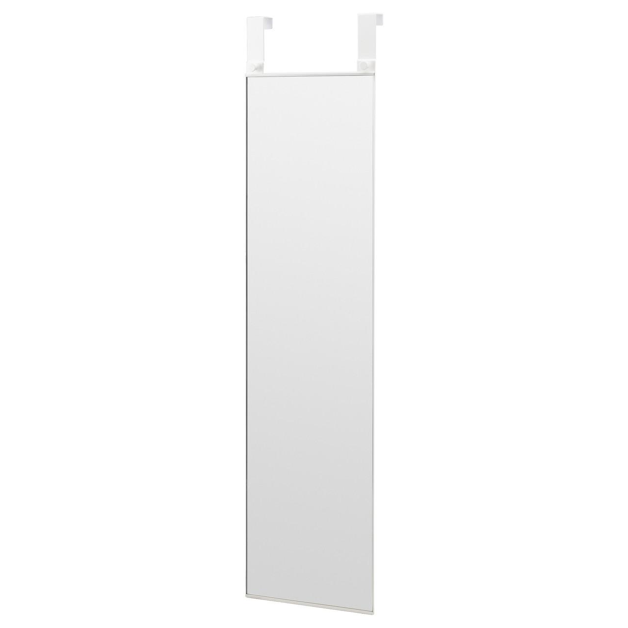 GARNES Надверное зеркало, белый надверное 002.851.83