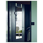 GARNES Надверное зеркало, белый надверное 002.851.83, фото 3