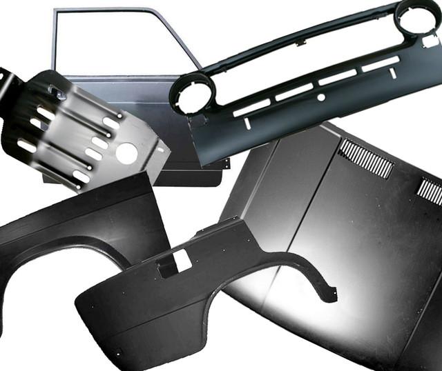 Кузовные детали ВАЗ 2101-2107