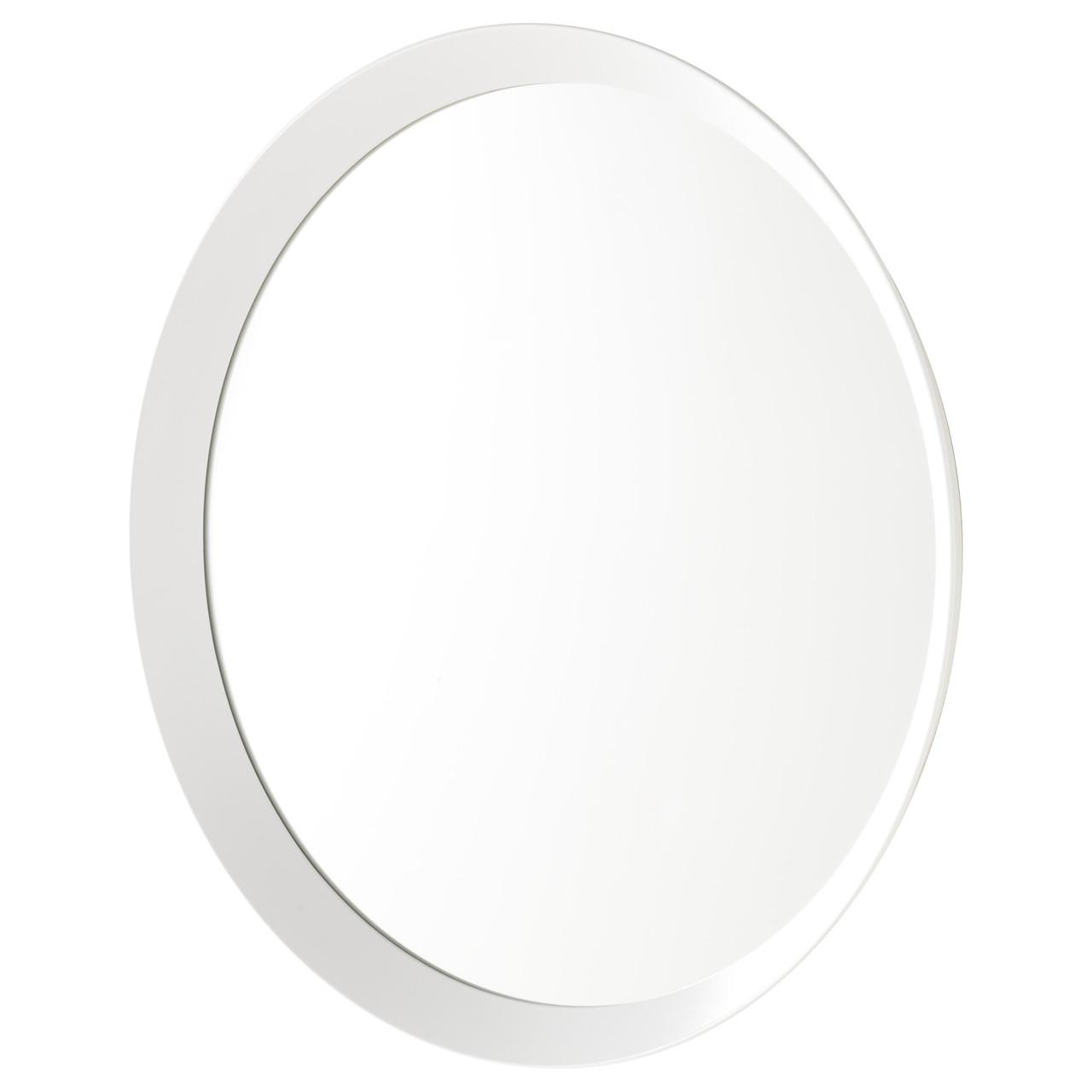 LANGESUND Lustro, biały 602.886.83