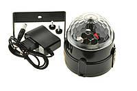 Диско-шар светодиодный LED Party Light, проектор для вечеринок ЛЭД Пати Лайт, фото 1