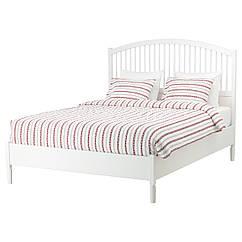 TYSSEDAL Каркас кровати, белый, Лонсет 190.581.33