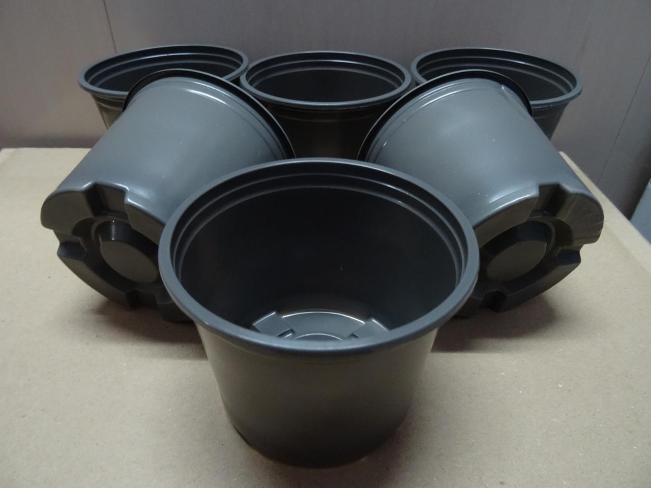 Горшок,стаканчики для рассады 370 мл. ∅ 9 см. от 520 шт без перфорации
