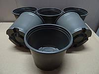 Горшок, горшки, стаканчики  для рассады 370 мл. ∅ 9 см.