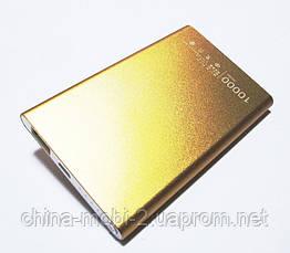 Универсальная батарея - Xiaomi power bank MI9, 10000 mAh, gold, фото 3