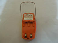 Зарядное устройство на 2 пальчиковых аккумулятора АА и ААА., фото 1