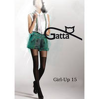 Gatta фантазийные Girl - Up 15