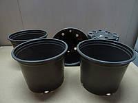 Горшок (стакан) для рассады с перфорацией 370 мл. ∅ 9 см