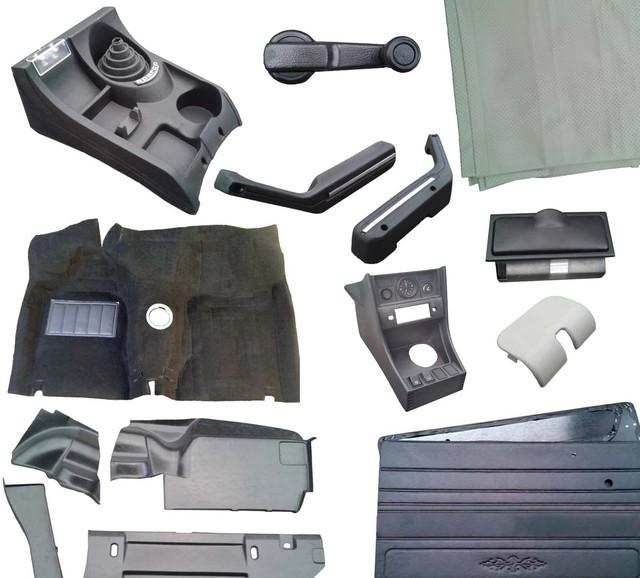 Детали салона ВАЗ 2101-2107