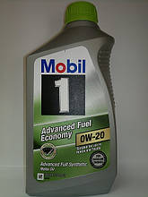 Моторное масло Mobil 1   0W-20  Advanced Full  Economy