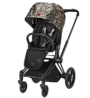 Детская прогулочная коляска Cybex Priam Butterfly Fashion Collection