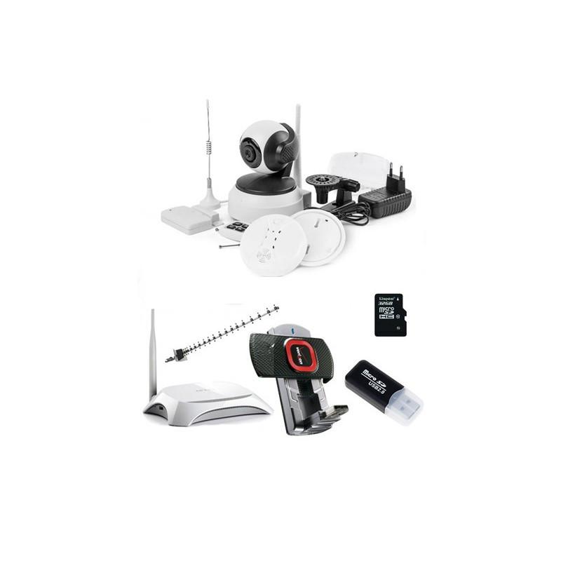 КОМПЛЕКТ 3G видеонаблюдения COLARIX ГУАРД 3G+ MAX