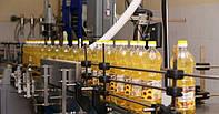 Оборудование для розлива подсолнечного масла
