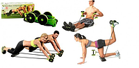 Тренажер Revoflex Xtreme, 6 уровней тренировки, 44 упражнения, сумка для хранения в комплекте