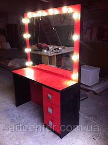 Стол визажиста для макияжа
