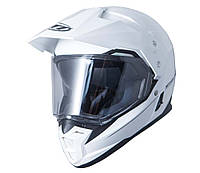 Мотошлем MT-Helmets SYNCHRONY SV DUO SPORT SOLID WHITE size XXL