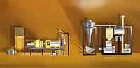 Оборудование изготовления подсолнечного масла