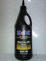 Tрансмиссионное масло Mobil Mobilube HD 80W90