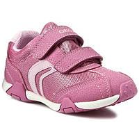 Кроссовки Geox фуксия / розовый