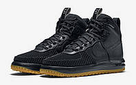 Кроссовки мужские Nike Lunar Force 1 Duckboot Black Gym