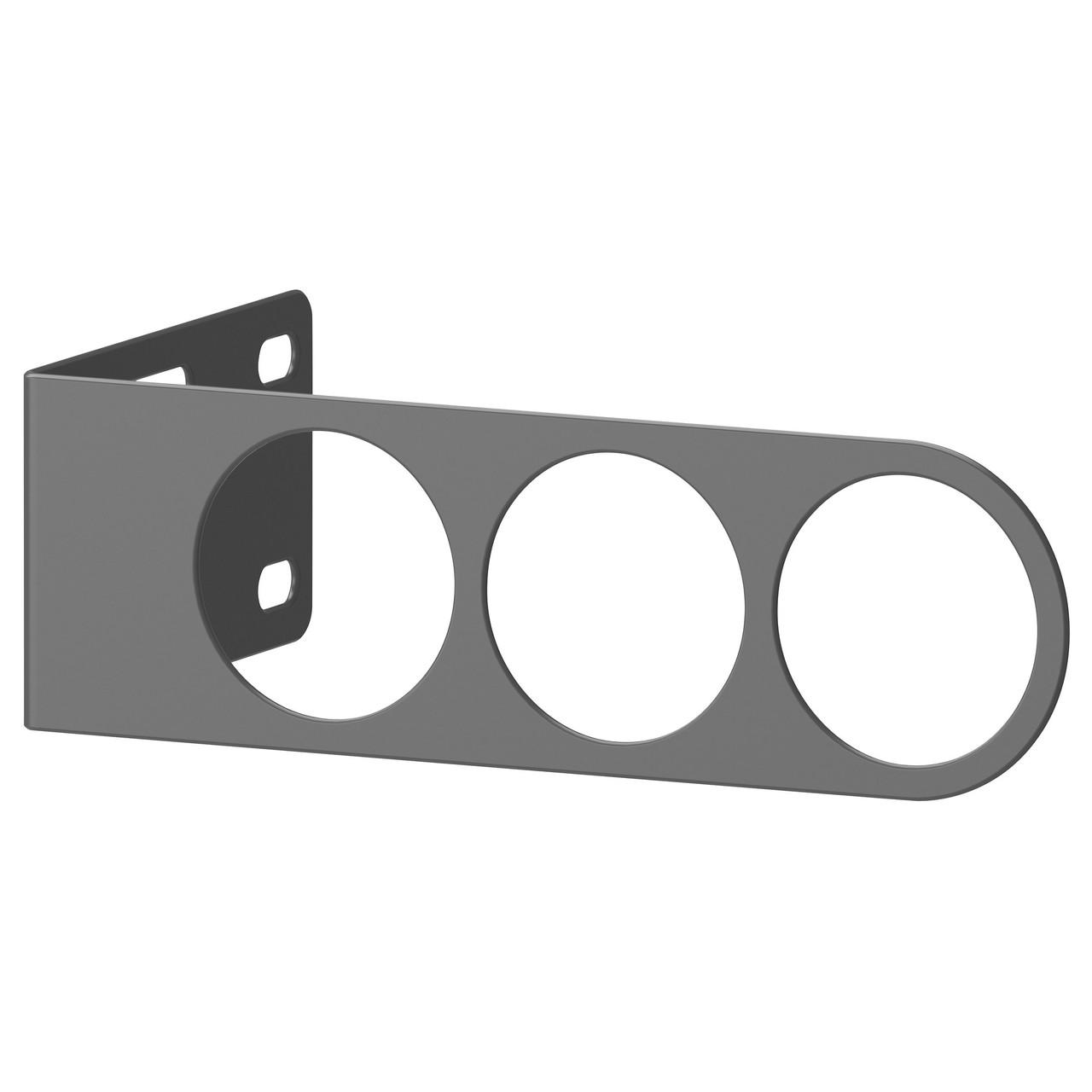 KOMPLEMENT Вешалка для плечиков, темно-серый 602.571.82
