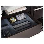 KOMPLEMENT Ящик, черно-коричневый 202.463.22, фото 2
