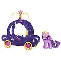 Игровой набор Май Литл Пони Карета для Искорки Твайлайт Спаркл (My Little Pony Cutie Mark)
