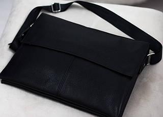 Кожаный портфель мужской , фото 2